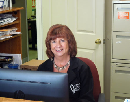 Office Manager Pamela Justice