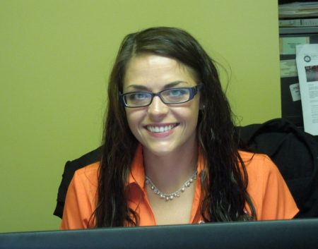 Medical Benefits Coordinator Tabitha Parsons